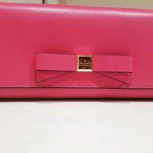 Kate Spade Fuschia Wallet